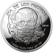 Day of the Dead obverse