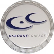 Printed Logo Bottle Cap