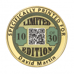 Personal-serial-number-coin