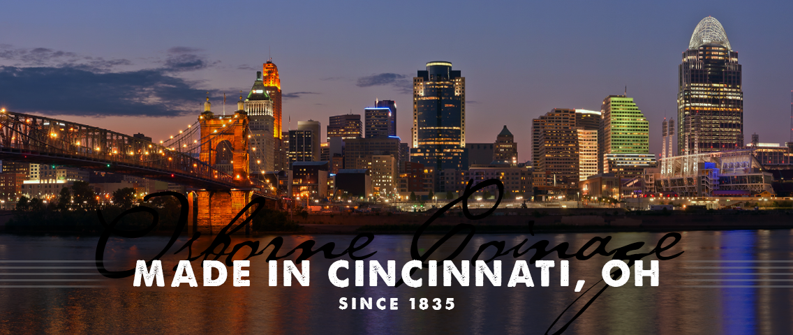 Made in Cincinnati since 1835